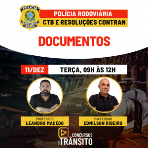 Resoluções - Documentos - Teoria | 10086  - Com o professor Leandro Macedo